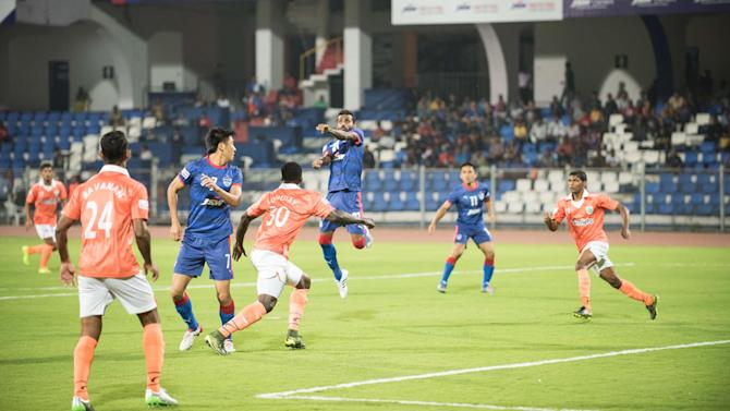 I-League: Bengaluru FC 1-2 Sporting Clube de Goa: Odafa brace stuns Blues