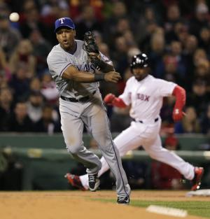 Rangers put 3B Beltre on 15-day disabled list
