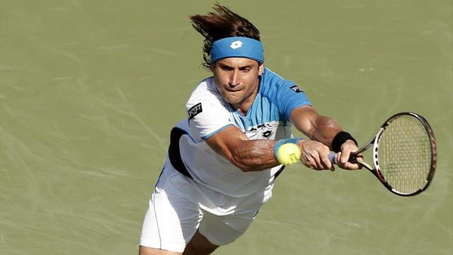 Miami Masters - Ferrer ends Haas run in Key Biscayne