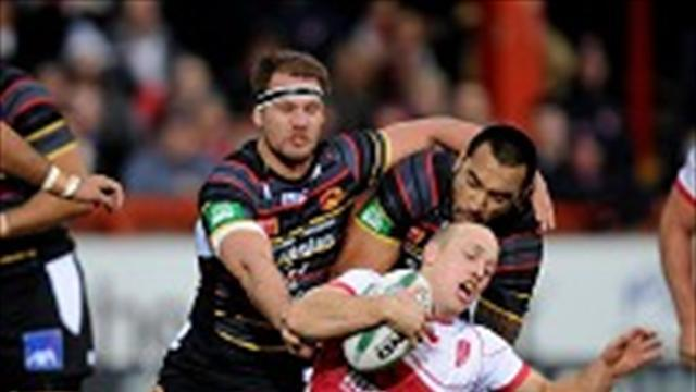 Rugby League - Ideal start for Frayssinous