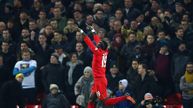 Star man: Sadio Mane