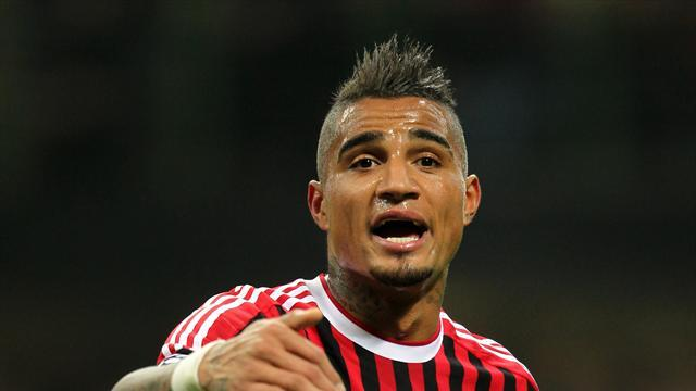 Serie A - Boateng: Fans treated me like an animal