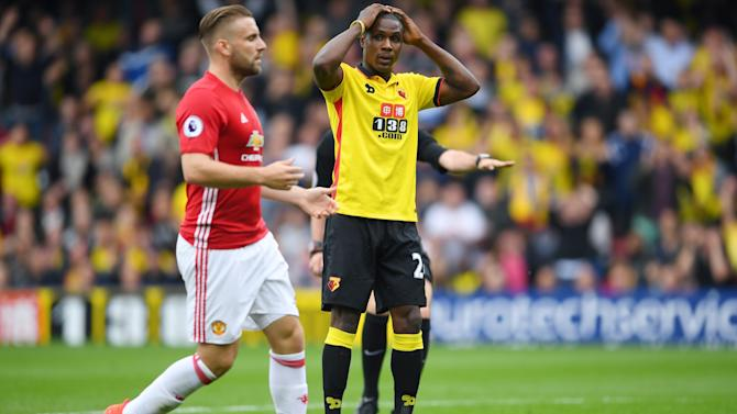 Odion Ighalo will not be sold in January, says Watford's Walter Mazzarri