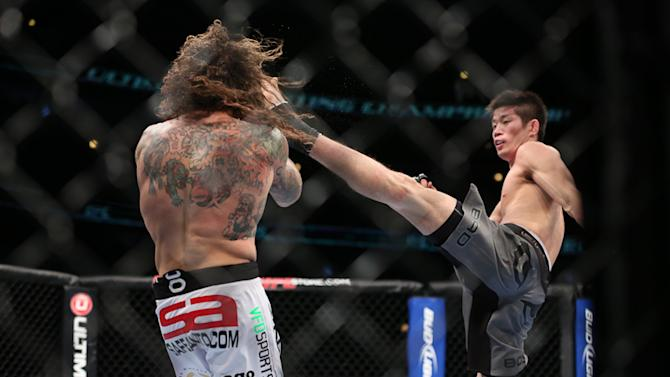 Hatsu Hioki Thought He Inflicted More Damage Than Clay Guida, but Not Yet Asking for Rematch