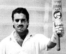 Ajay Sharma : Sharma was a former Indian cricketer who played one Test and 31 ODIs, mostly in the late 1980s and early 1990s. He was a domestic heavyweight and had an incredible First Class batting av