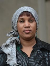 Nafissatou Diallo leaves the Bronx Supreme Court in New York , on December 10, 2012. Former IMF chief Dominique Strauss-Kahn has recently agreed a financial settlement with Diallo -- a New York hotel maid who had accused him of sexual assault in May 2010.