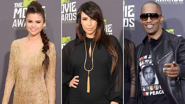 Stars Sizzle at MTV Movie Awards