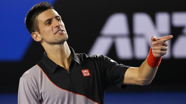 Australian Open - Flawless Djokovic breezes past Istomin
