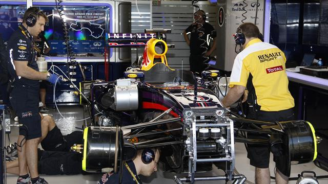 Formula 1 - Red Bull two months behind rivals, says Hakkinen