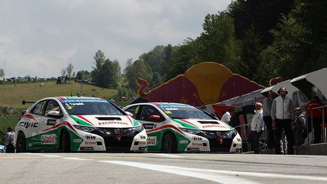 WTCC - Hondas demoted for race one