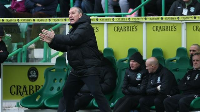 Scottish Football - Hibs shocked by Raith in cup
