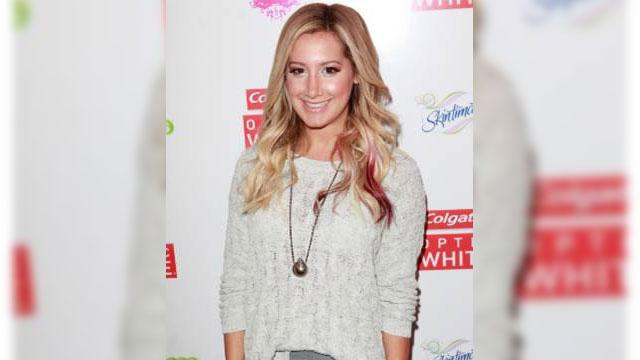 5 Things You Don't Know About Ashley Tisdale