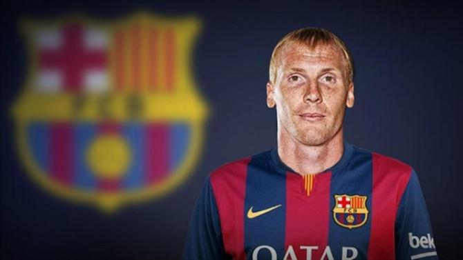 Liga - Barcelona complete €20m deal for Mathieu