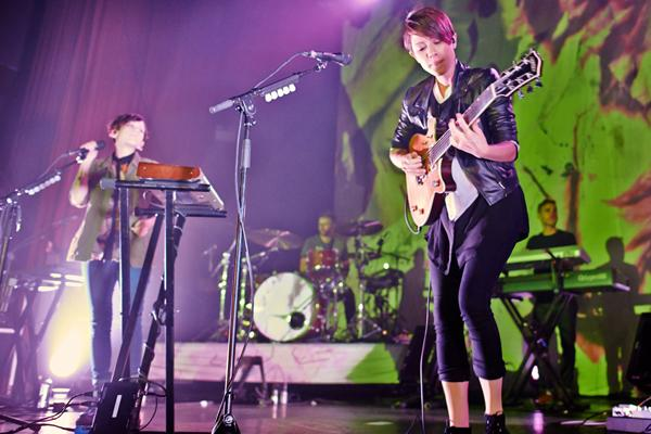 Tegan and Sara, Metric Make Polaris Prize Short List