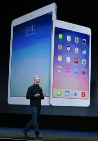 UPDATE: Apple Introduces Redesigned iPad Air And iPad Mini