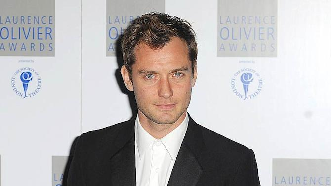 Jude Law Laurence Olivier Aw