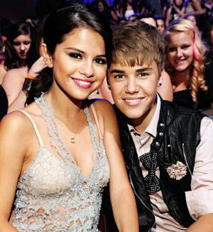 Selena Gomez Reunites With Justin Bieber Backstage at Norway Concert