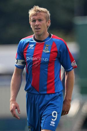 Richie Foran scored a brace to help Inverness steal a draw