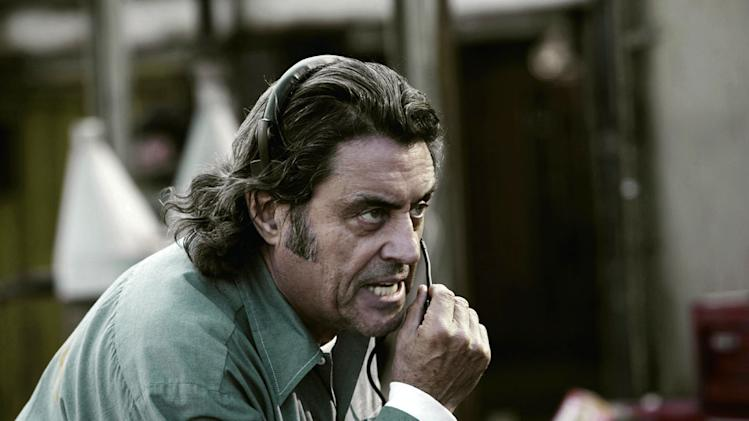Ian McShane Death Race Production Stills Universal 2008