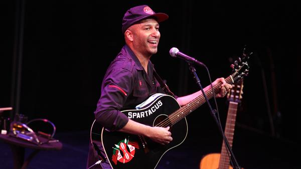 Tom Morello to Perform at 'A Tribute to Tomas Young'