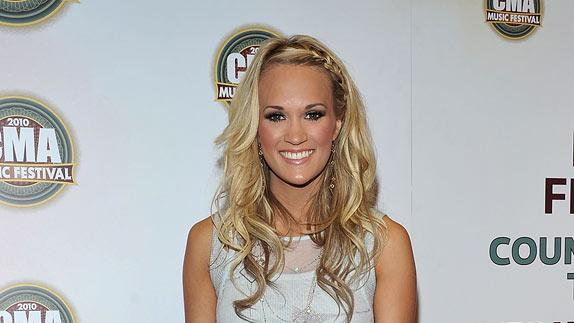 Carrie Underwood denim