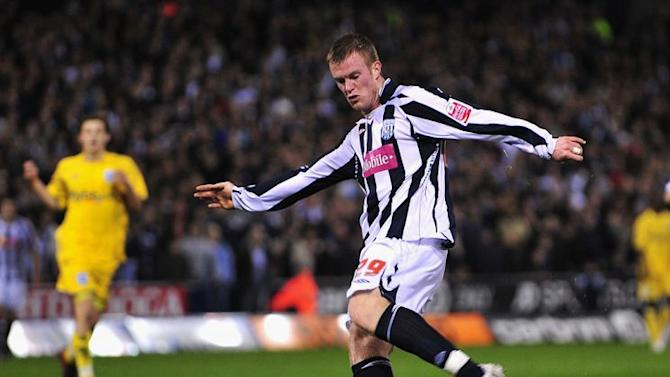 West Brom's Chris Brunt - The long-serving fan favourite with a wand of a left foot