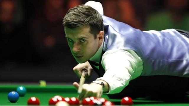 Snooker - Selby ends Ding hopes in Berlin