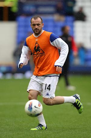 James McFadden will play for Motherwell on Saturday