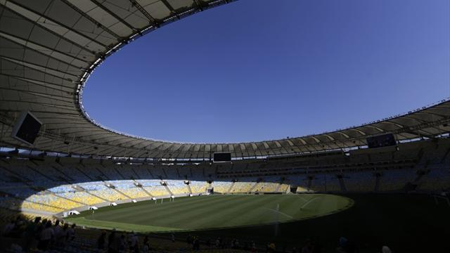 World Cup - Maracana could ban flags, instruments and shirtless fans