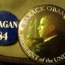 Obama Has Tied Reagan In Public Opinion Polls
