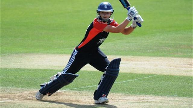 England Women clinch series against Pakistan