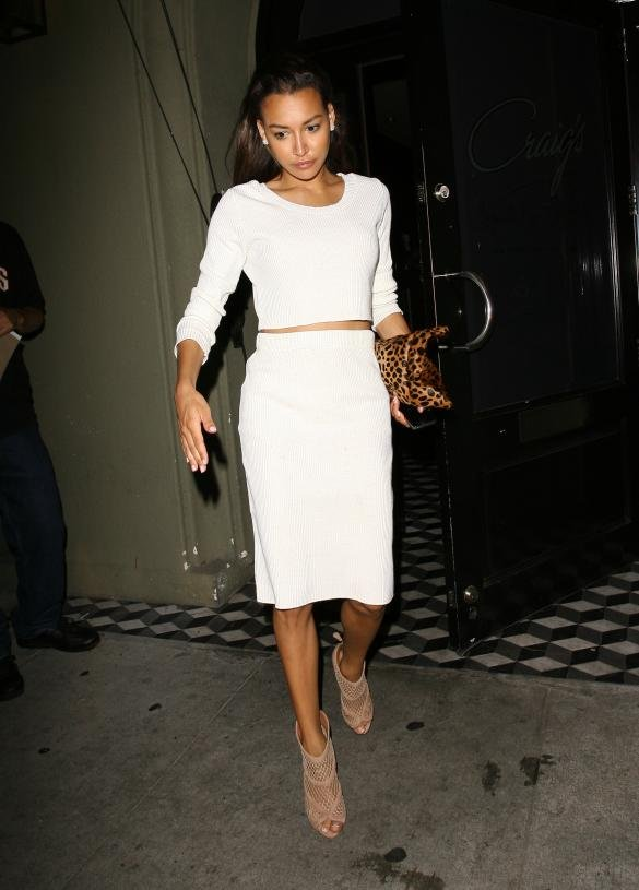 Naya Rivera Does A Cheryl And Marries Ryan Dorsey Three Months After Calling Off Big Sean Engagement