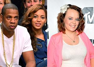 Beyonce, Jay Z Are Avoiding Each Other on Tour; Teen Mom's Catelynn Lowell Confirms Second Pregnancy: Top 5 Wednesday Stories