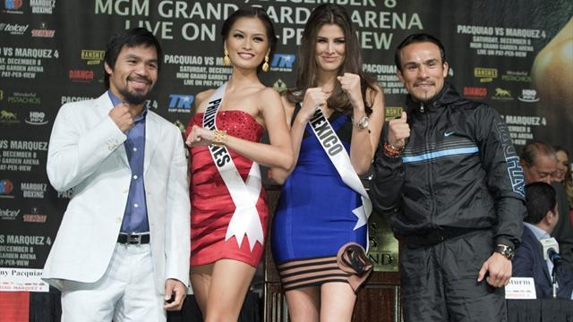 Boxing - Marquez's motivation all about vindication