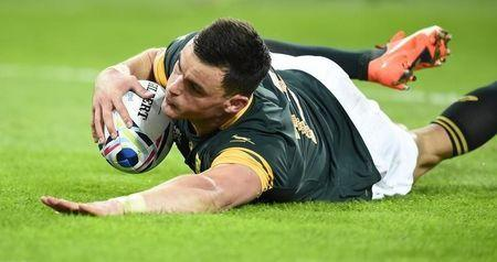 South Africa v United States of America - IRB Rugby World Cup 2015 Pool B