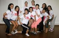 At the Gallery: Meet the S.League SuperGals!