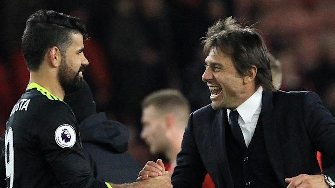 If Diego Costa is not mentally ready for Hull I am to blame, not him, insists Antonio Conte