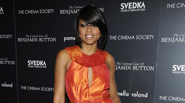 The Curious Case of Benjamin Button Screening 2008 NY Taraji P. Henson