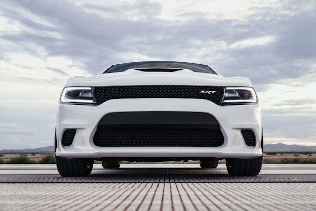 Gallery: Dodge Charger Hellcat