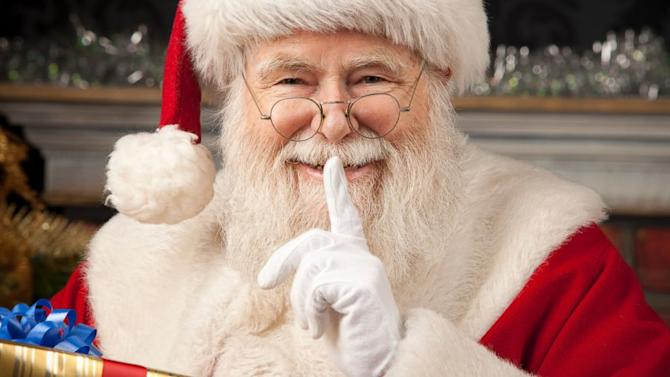 'Quiet' Santa Events a Coup for Kids with Autism