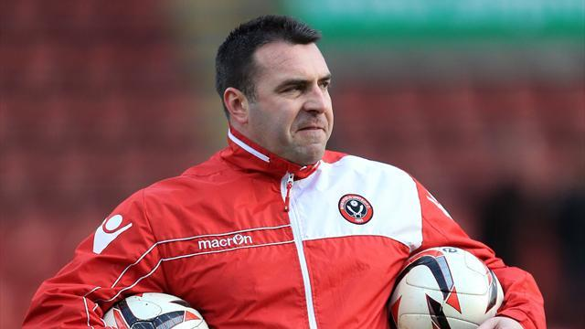 League One - Unsworth leaves Sheffield United