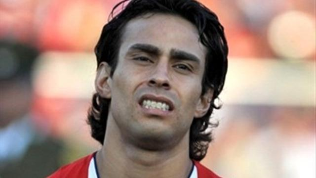 World Cup - Valdivia's Chile comeback sidelined through injury