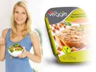 Paltrow gets behind frozen food for a price.