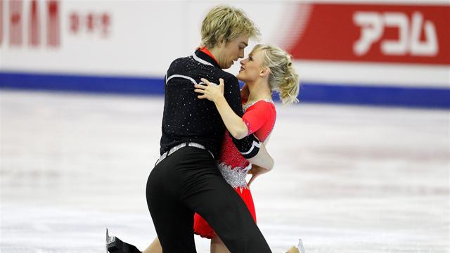 Figure Skating - Disappointed Coomes and Buckland vow to put it right
