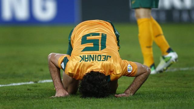 World Cup - Jedinak named Australia captain for World Cup