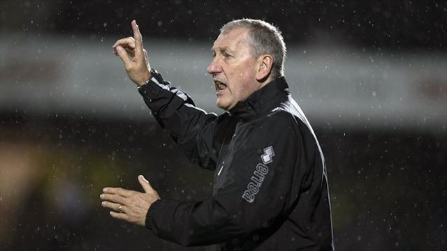 Scottish Premiership - Caley fire parting shot to Butcher