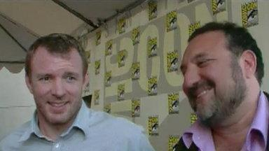 "Guy Ritchie, Joel Silver Talk ""RocknRolla"""