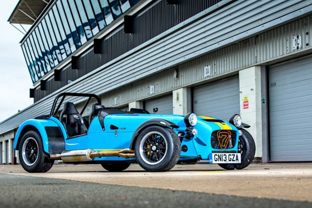 caterham seven photo