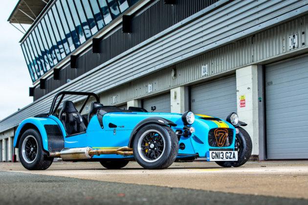Scorpio 39 s garage caterham plans three new sports cars for for Nomenclature icpe garage automobile