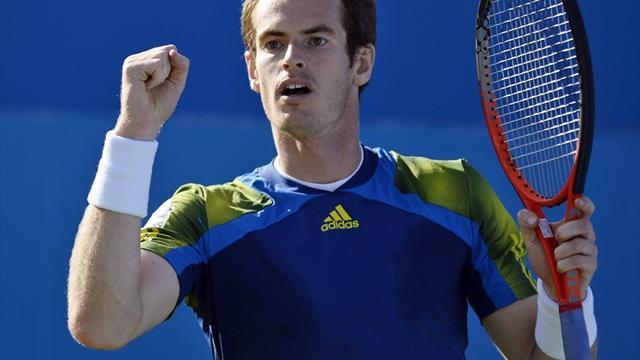 Wimbledon - No complaints from Murray at being in tough half